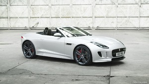 2016 Jaguar F-TYPE British Design Edition