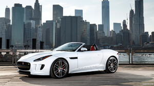 2016 Jaguar F-TYPE (US-Spec)