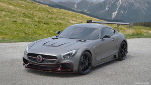 2016 MANSORY Mercedes-AMG GT S [One-Off]