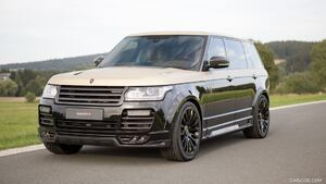 2016 MANSORY Range Rover Autobiography Extended