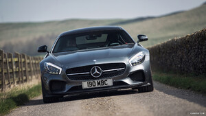 2016 Mercedes-AMG GT S Edition 1 (UK-Spec)