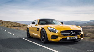 2016 Mercedes-AMG GT S (UK-Spec)