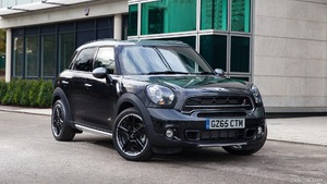 2016 MINI Countryman Special Edition