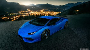 2016 NOVITEC TORADO N-LARGO based on Lamborghini Huracan