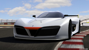 2016 Pininfarina H2 Speed