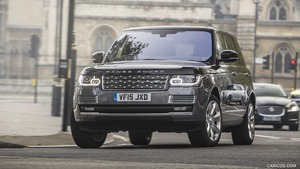 2016 Range Rover SV Autobiography Short and Long Wheelbases