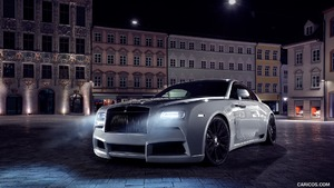 2016 SPOFEC OVERDOSE Widebody based on Rolls-Royce Wraith