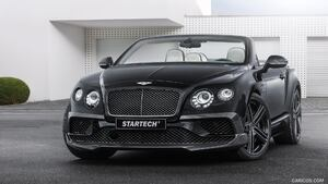 2016 STARTECH Bentley Continental GT Convertible