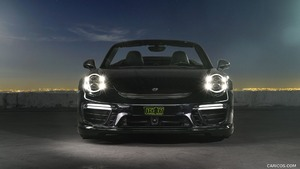 2016 TECHART Porsche 911 Turbo S Cabriolet