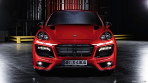 2016 TECHART Magnum based on Porsche Cayenne