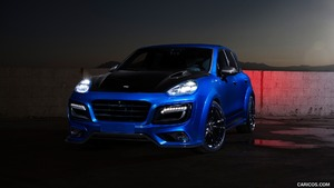 2016 TECHART Magnum Sport based on Porsche Cayenne Turbo S
