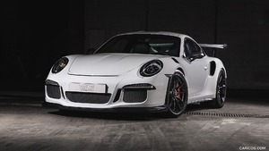 2016 TECHART Porsche 911 GT3 RS