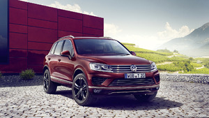 2016 Volkswagen Touareg Executive Edition