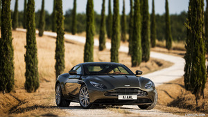 2017 Aston Martin DB11 Arden Green