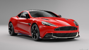 2017 Aston Martin Vanquish S Red Arrows