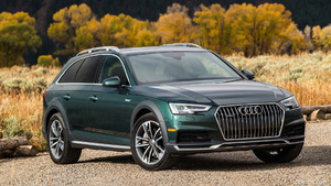 2017 Audi A4 allroad (US-Spec)