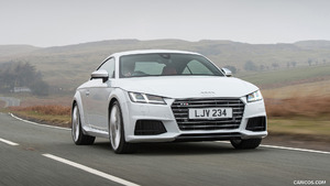 2017 Audi TTS Coupe (UK-Spec)