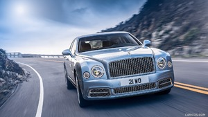 2017 Bentley Mulsanne Short and Extended Wheelbases
