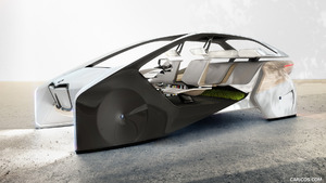2017 BMW i Inside Future Concept