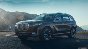 2017 BMW X7 iPerformance Concept