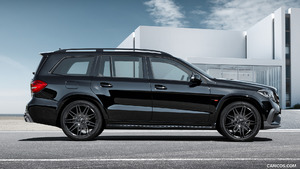 2017 BRABUS 850 XL based on the Mercedes-Benz GLS 63 4MATIC