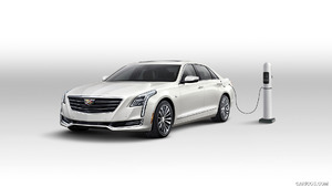 2017 Cadillac CT6 Plug-In Hybrid