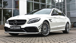 2017 Carlsson CC63S based on Mercedes-AMG C63 S