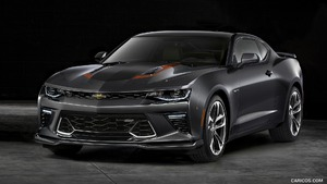2017 Chevrolet Camaro 50th Anniversary Special Edition