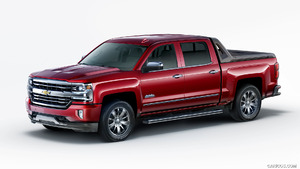 2017 Chevrolet Silverado High Desert Package