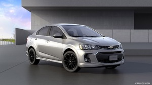 2017 Chevrolet Sonic Hatchback and Sedan