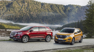 2017 Ford Edge (Euro-Spec)