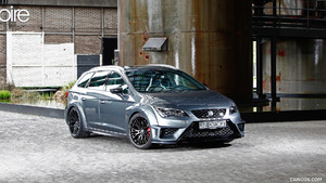 2017 JE DESIGN SEAT Leon Cupra 290 ST Widebody