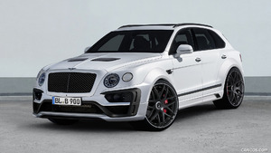 2017 Lumma Design CLR B900 Wide-Body based on Bentley Bentayga