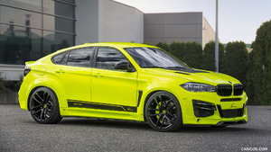 2017 LUMMA Design CLR X6R based on BMW X6 M