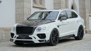 2017 MANSORY Bentley Bentayga