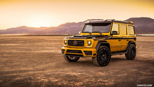 2017 MANSORY Mercedes-Benz G-Class Widebody