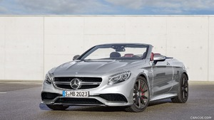 2017 Mercedes-AMG S63 Cabriolet Edition 130