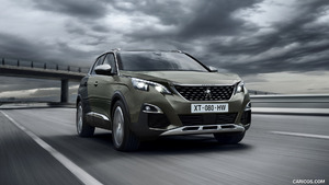 2017 Peugeot 3008 GT and GT Line