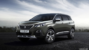2017 Peugeot 5008 GT and GT Line | Caricos