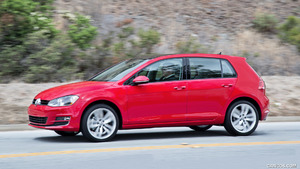 2017 Volkswagen Golf (US-Spec)