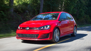 2017 Volkswagen Golf GTI (US-Spec)