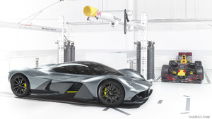 2018 Aston Martin AM-RB 001