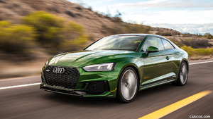 2018 Audi RS5 (US-Spec)