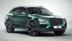 2018 Bentley Bentayga by Mulliner, Inspired by The Festival