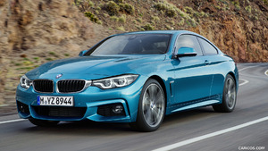 2018 BMW 4-Series Coupe, Convertible, and Gran Coupe Facelift