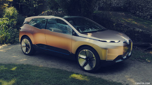 2018 BMW Vision iNEXT