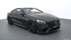 2018 BRABUS 800 Coupe based on Mercedes-AMG S 63 4MATIC+ Coupe