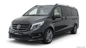 2018 BRABUS Business Plus based on Mercedes-Benz V-Class (W447)