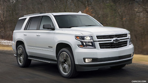 2018 Chevrolet Tahoe Rally Sport Truck Special Edition