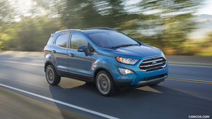 2018 Ford EcoSport (US-Spec)